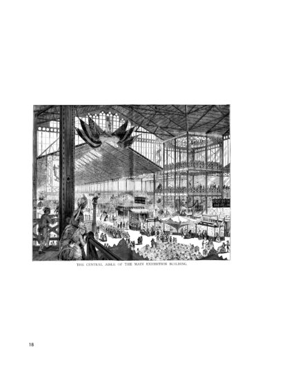 The Illustrated History of the 1876 Centennial Exhibition: Enlarged Special Edition Volume 1 image 3
