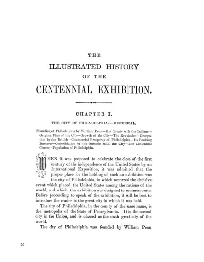 The Illustrated History of the 1876 Centennial Exhibition: Enlarged Special Edition Volume 1 image 5