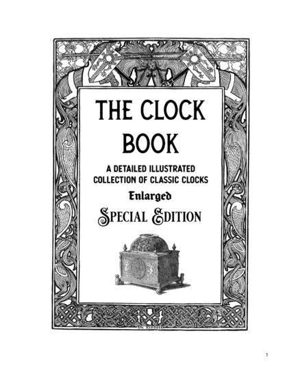 The Clock Book image 1