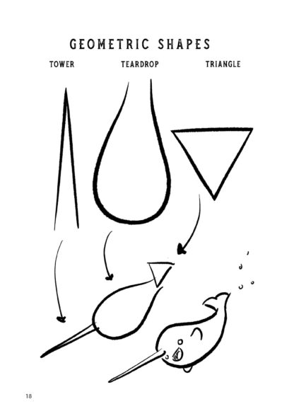 How To Draw Narwhals By Mark Bussler image 4