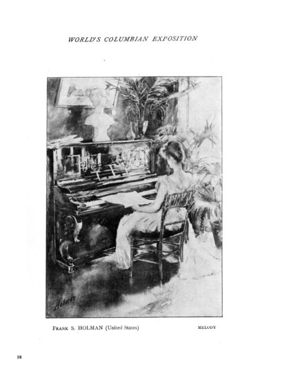 Art in the Gallery of the 1893 World's Fair: Enlarged Illustrated Special Edition image 3