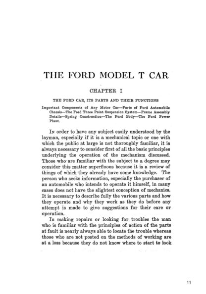 The Complete Ford Model T Guide image 5