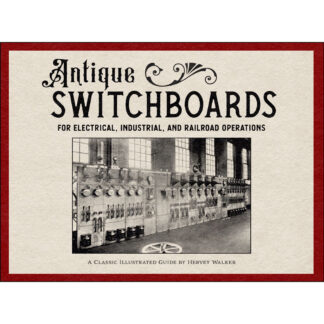 Antique Switchboards Book