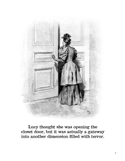 Old Timey Pictures with Silly Captions Volume 3 Image 1