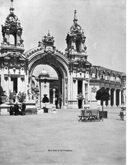 1901 Buffalo World's Fair: The Pan-American Exposition in Photographs Image 4