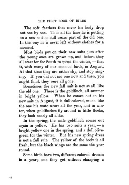 Complete Book of Birds Image 6
