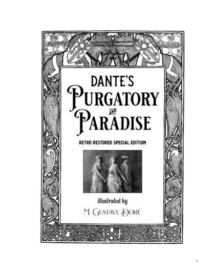Dante's Purgatory and Paradise Image 1