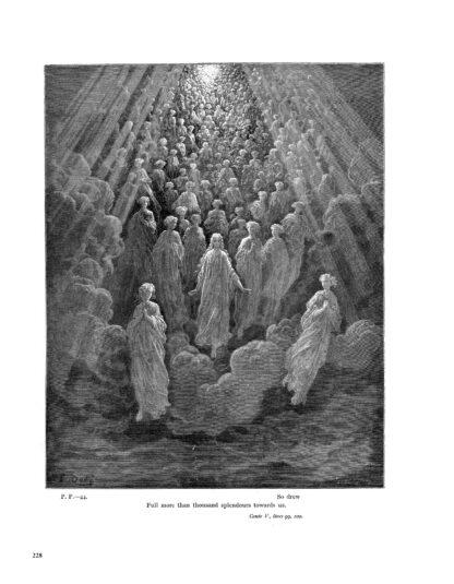 Dante's Purgatory and Paradise Image 7