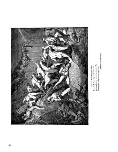 Dante's Inferno: The Coloring Book image 9
