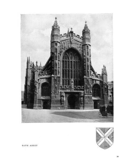 Historic Cathedrals of England: A Classic Illustrated Guide image 8