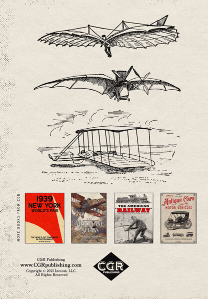 Conquering the Air: A Classic Illustrated History of Flight Back Cover