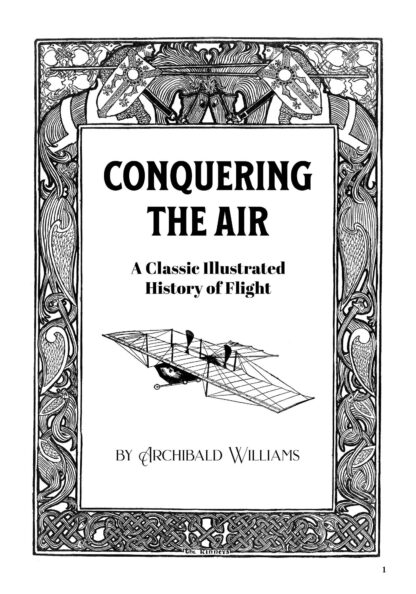 Conquering the Air Book image 1