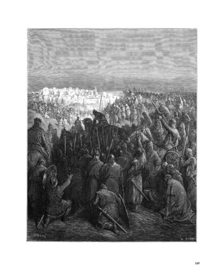 History of the Crusades Gustave Dore Restored Special Edition image 7