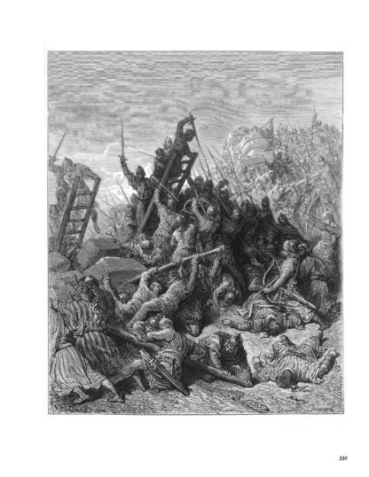 History of the Crusades Gustave Dore Restored Special Edition image 9