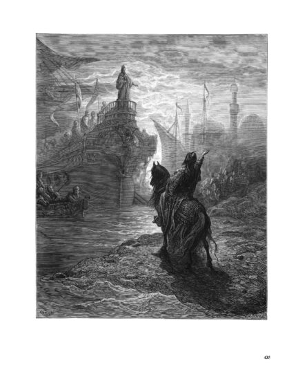 History of the Crusades Gustave Dore Restored Special Edition image 10