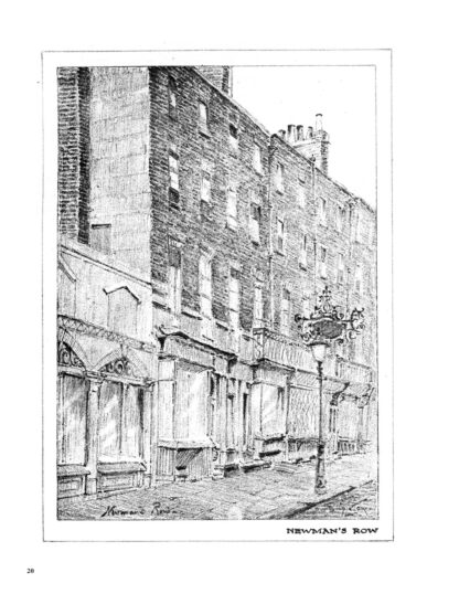 London Alleys, Byways and Courts: Enlarged Special Edition image 3