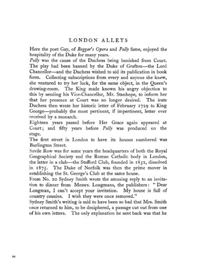 London Alleys, Byways and Courts: Enlarged Special Edition image 8