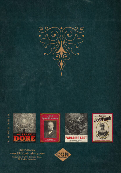 Life of Charles Dickens: Restored Special Edition Back Cover