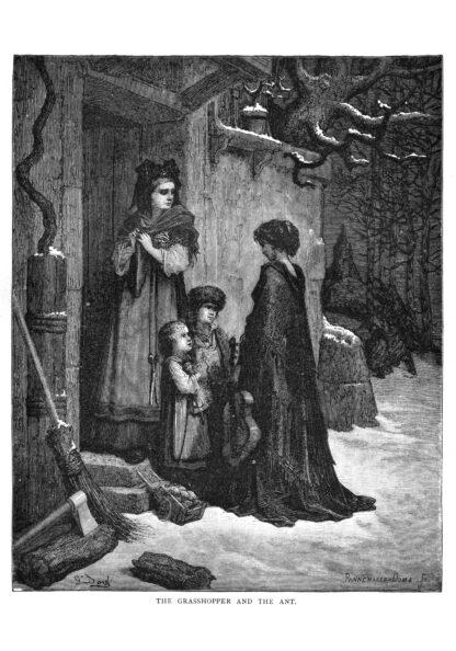 The Fables of Jean de La Fontaine Volume 1: Gustave Doré Restored Special Edition image 3
