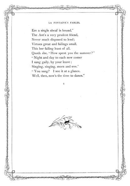 The Fables of Jean de La Fontaine Volume 1: Gustave Doré Restored Special Edition image 5
