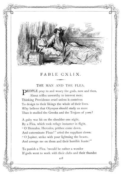 The Fables of Jean de La Fontaine Volume 2: Gustave Doré Restored Special Edition image 1