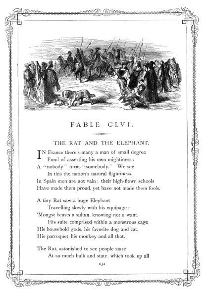 The Fables of Jean de La Fontaine Volume 2: Gustave Doré Restored Special Edition image 3