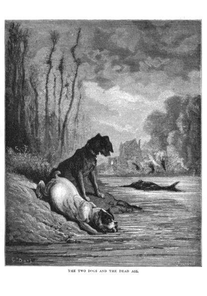 The Fables of Jean de La Fontaine Volume 2: Gustave Doré Restored Special Edition image 5