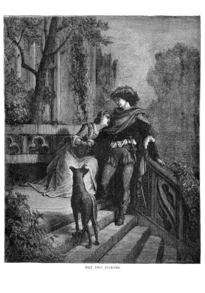 The Fables of Jean de La Fontaine Volume 2: Gustave Doré Restored Special Edition image 7