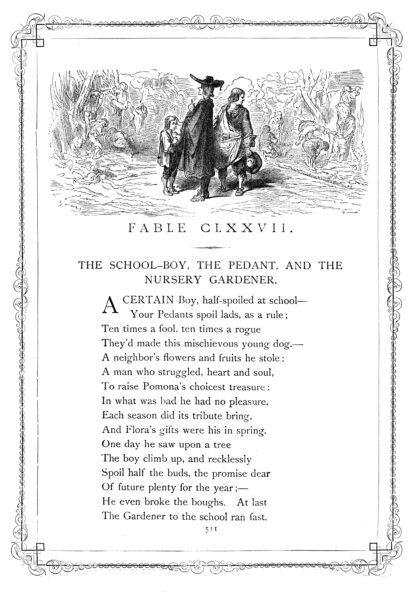 The Fables of Jean de La Fontaine Volume 2: Gustave Doré Restored Special Edition image 8