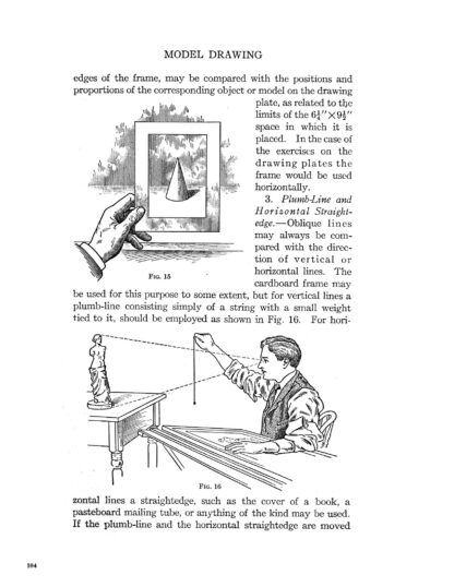 The Classic Guide to Still Life and Figure Drawing: Retro Restored Edition image 4