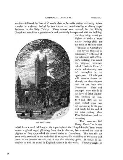 The Cathedral Churches of England and Wales: Enlarged Illustrated Special Edition Image 6