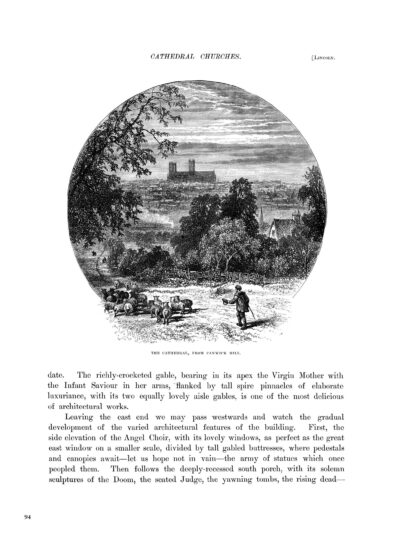 The Cathedral Churches of England and Wales: Enlarged Illustrated Special Edition Image 7
