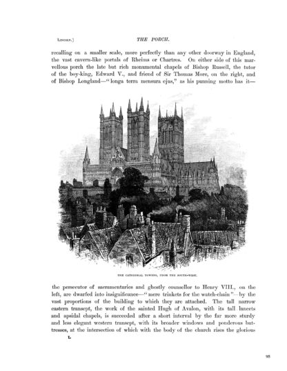 The Cathedral Churches of England and Wales: Enlarged Illustrated Special Edition Image 8