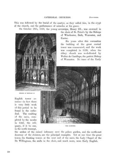 The Cathedral Churches of England and Wales: Enlarged Illustrated Special Edition Image 10