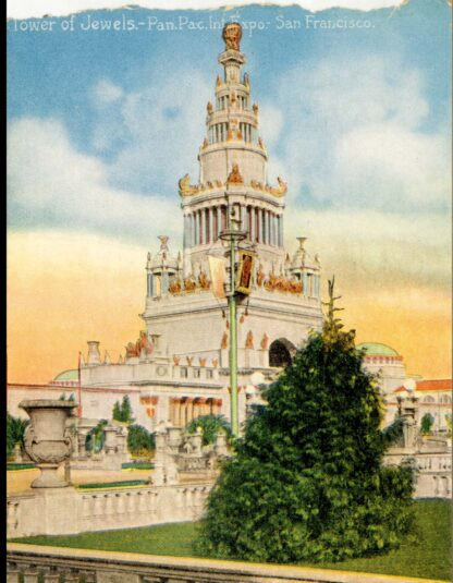 1915 San Francisco World's Fair in Color: Grandeur of the Panama-Pacific Exposition image 6