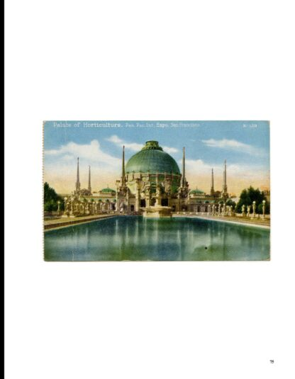 1915 San Francisco World's Fair in Color: Grandeur of the Panama-Pacific Exposition image 8
