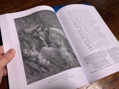 Gustave Doré Divine Comedy Set: Dante's Inferno & Purgatory and Paradise image 4