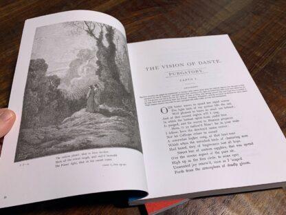 Gustave Doré Divine Comedy Set: Dante's Inferno & Purgatory and Paradise image 5