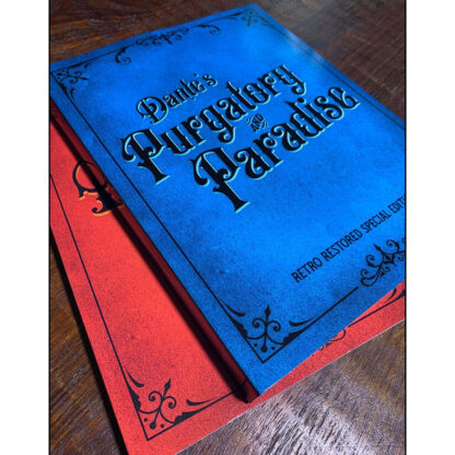 Gustave Doré Divine Comedy Set: Dante's Inferno & Purgatory and Paradise Bundle