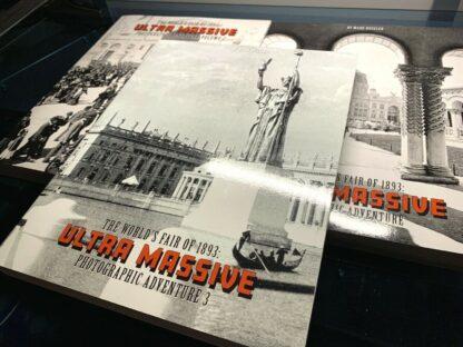 The World's Fair of 1893 Ultra Massive Photographic Adventure Trilogy 1-3 Bundle image 1