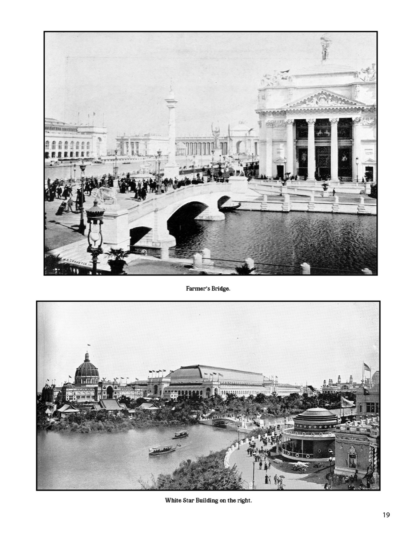 The World's Fair of 1893 Ultra Massive Photographic Adventure Trilogy 1-3 Bundle image 11