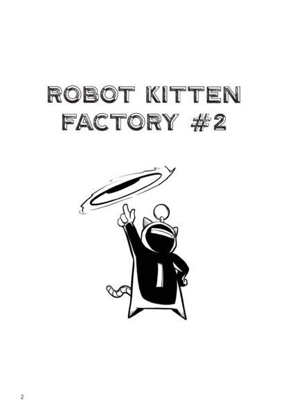 Robot Kitten Factory #2 image 2