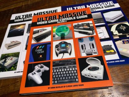 Ultra Massive Video Game Console Guide Trilogy Volumes 1-3 Bundle image 1