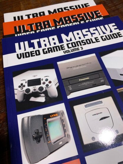 Ultra Massive Video Game Console Guide Trilogy Volumes 1-3 Bundle image 2