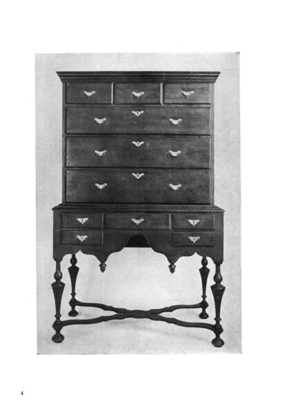 American Furniture of the Pilgrim Century 1620-1720: Illustrated Restored Special Edition image 2