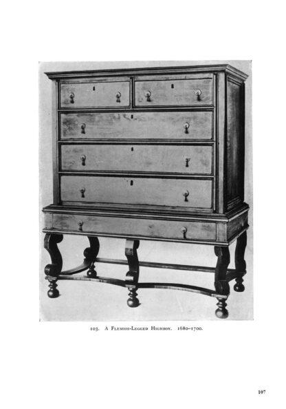 American Furniture of the Pilgrim Century 1620-1720: Illustrated Restored Special Edition image 5