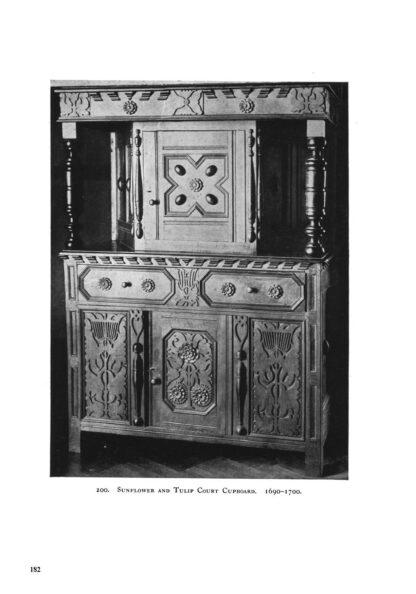 American Furniture of the Pilgrim Century 1620-1720: Illustrated Restored Special Edition image 8