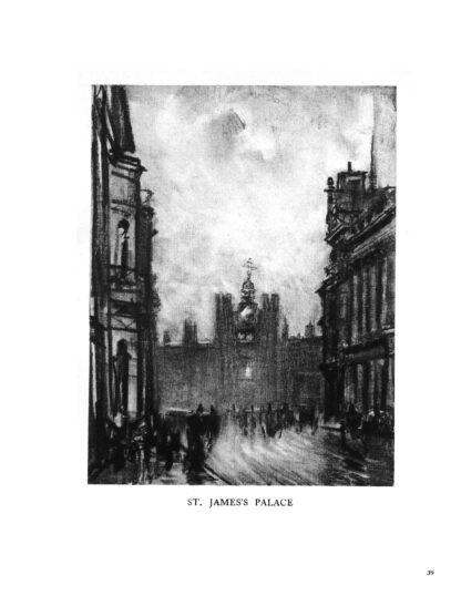London by Dark: Pre-War Drawings and the History of Famous City Locations image 7