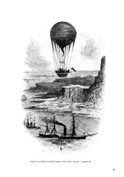 The Balloon Travels of Robert Merry and His Young Friends: Retro Restored Illustrated Edition image 5