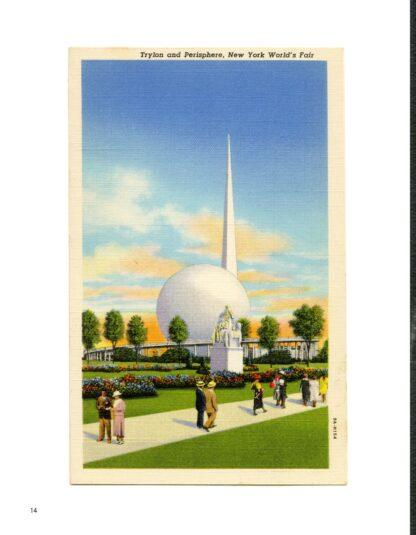 1939 New York World's Fair: The World of Tomorrow in Photographs Volume 2 image 2